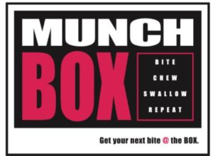 munch box gourmet grilled cheese